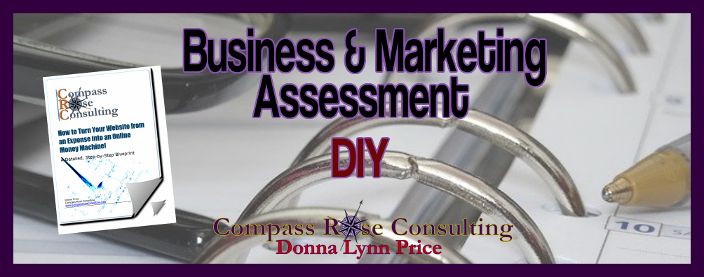 DIY Business and Marketing Assessment