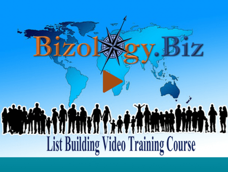 List Building Video Training