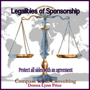 legalities of sponsorship