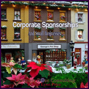 small businesses corporate sponsors