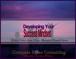 develop a success mindset
