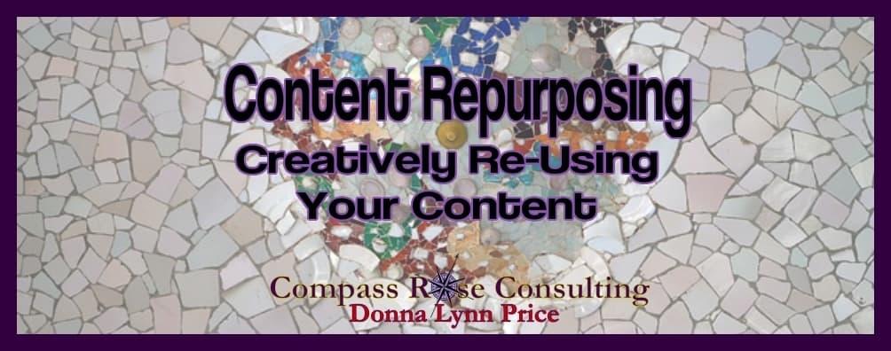 Content Repurposing FREE