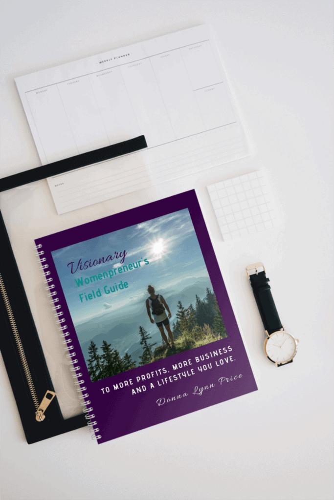 visionary womenpreneur field guide